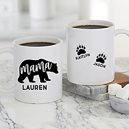 Mama Bear Personalized 11 oz. Coffee Mug