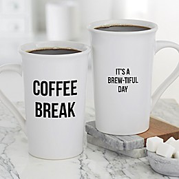 Office Expressions Personalized Coffee Mug
