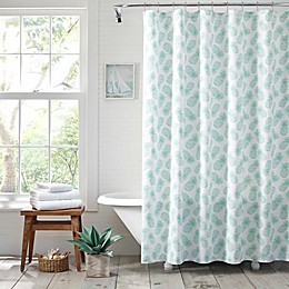 Tommy Bahama® Tossed Pineapple Shower Curtain