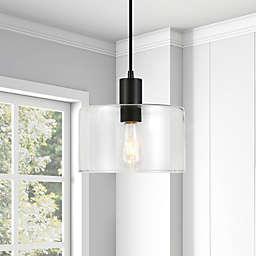 Hudson&Canal® Henri Flush Mount Pendant Light