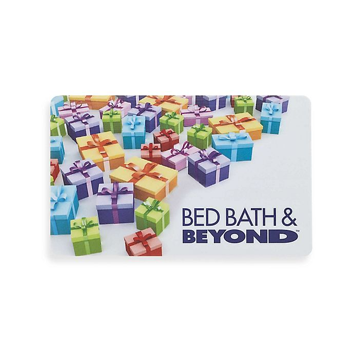 Alternate image 1 for Multicolor Presents Gift Card $50
