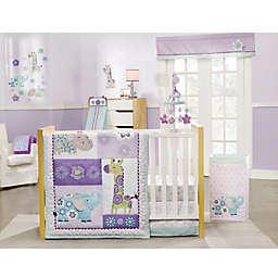 carter's® Zoo Collection 4-Piece Crib Bedding Set