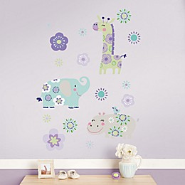 carter's® Zoo Collection Wall Decals