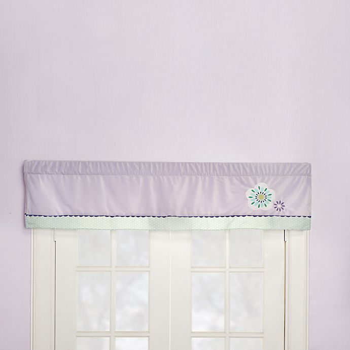 Alternate image 1 for carter's® Zoo Collection Window Valance