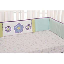 carter's® Zoo Collection 4-Piece Crib Bumper