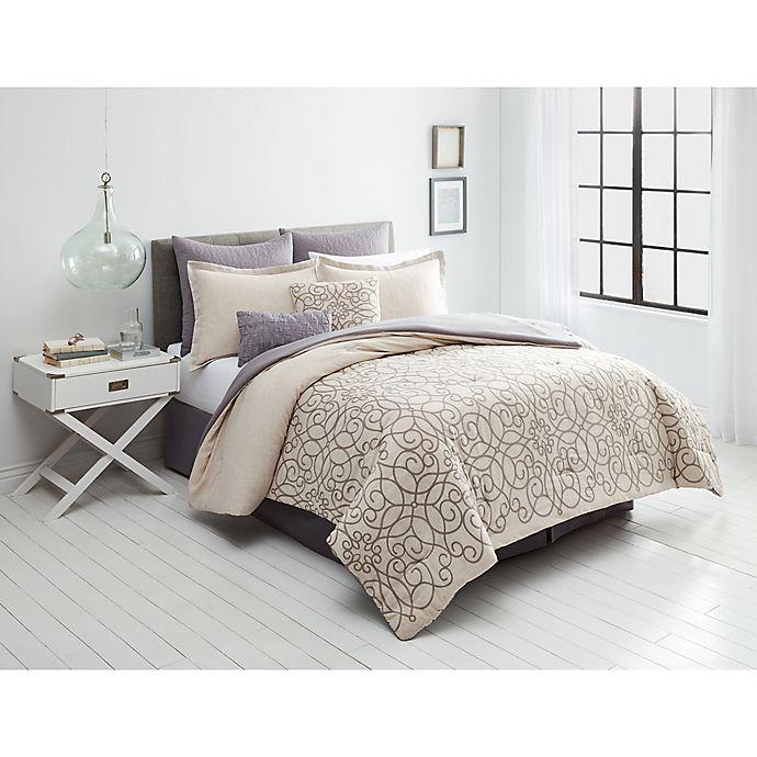 Alternate image 1 for Alannis Reversible Comforter Set