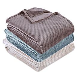 Berkshire Blanket® Honeycomb Velvetloft Blanket