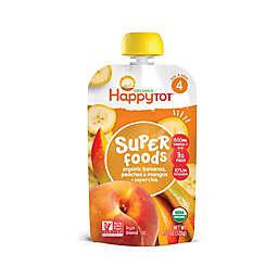 Happy Baby™ Happy Tot™ 4.22 oz. Organic Veggie & Fruit Blend in Banana, Mango & Peach