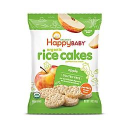 Happy Baby™ Happy Munchies™ 1.4 oz. Organic Brown Rice Cakes in Apple