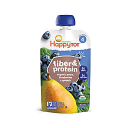 Happy Baby™ Happy Tot™ Organic Fiber & Protein 4 oz. Pear, Blueberry, Spinach