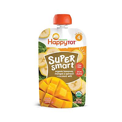 Happy Baby™ Happy Tot™ Organic Super Smart 4 oz. Banana, Mango, Spinach w/Coconut Milk