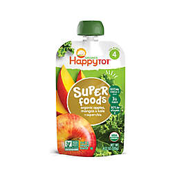 Happy Baby™ Happy Tot™ Super Foods 4.22 oz. Stage 4 Organic Baby Food in Apple, Kale and Mango