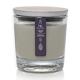 WoodWick® Frosted Teak Medium Candle Jar