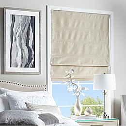Strie Room Darkening Cordless Roman Shade
