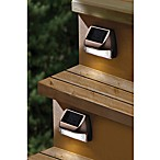 Moonrays® Solar Mini Deck Step Light