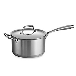 Tramontina® Gourmet Prima Stainless Steel Covered Saucepans