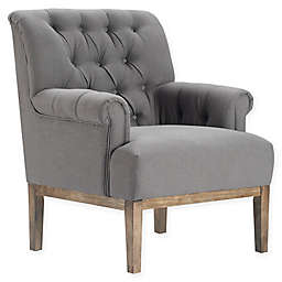 Finch Polyester Upholstered Westport Chair