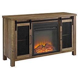 Forest Gate™ Englewood 48-Inch Console Table with Electric Fireplace