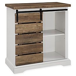 Forest Gate™ Sage Sliding Door Cabinet