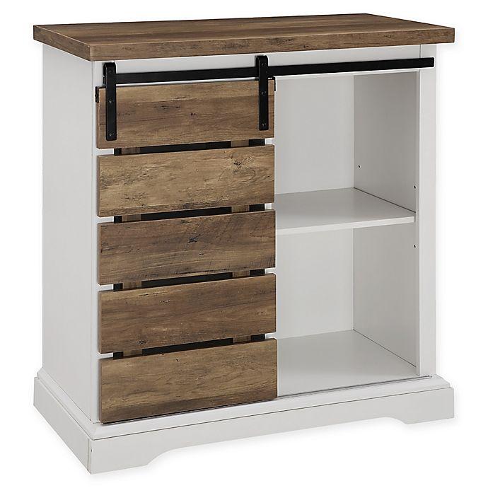 Alternate image 1 for Forest Gate™ Sage Sliding Door Cabinet