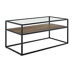 Forest Gate™ Reversible Coffee Table in Brown/Grey