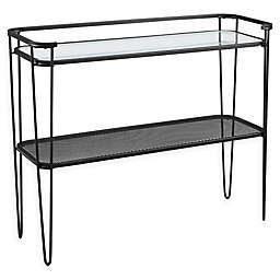 Forest Gate Hairpin Console Table