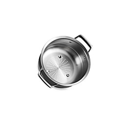 Tramontina® Gourmet Prima Stainless Steel Steamer Insert for 3-Quart and 4-Quart Saucepans