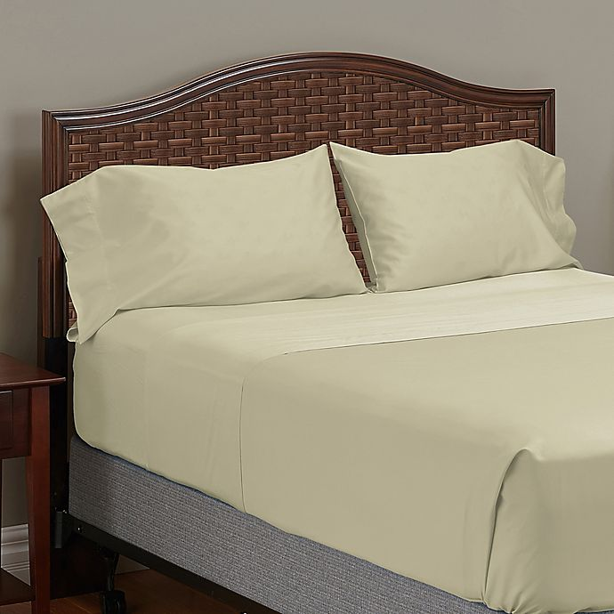 Alternate image 1 for MyPillow® 100% Giza-Egyptian Cotton King Pillowcases in Taupe (Set of 2)