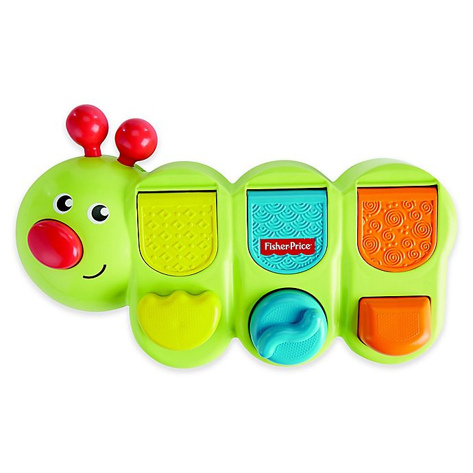 Alternate image 1 for Fisher-Price® Caterpillar Pop-Up