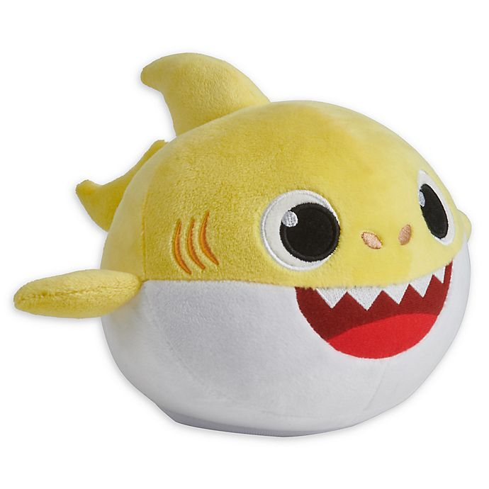 Alternate image 1 for Baby Shark Dancing Doll Plush Toy