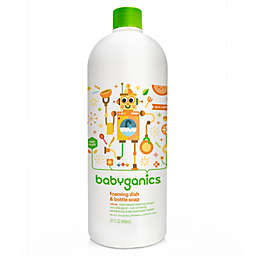 Babyganics® 32 oz. Citrus Foaming Dish & Bottle Soap Refill