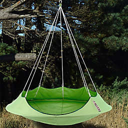 Vivere Lullio Single Hammock in Green