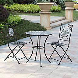 Bistro Patio Furniture.Patio Bistro Sets Bistro Tables Chairs Bed Bath Beyond