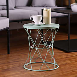 Winsome House® Indoor/Outdoor Plant Stand in Turquoise
