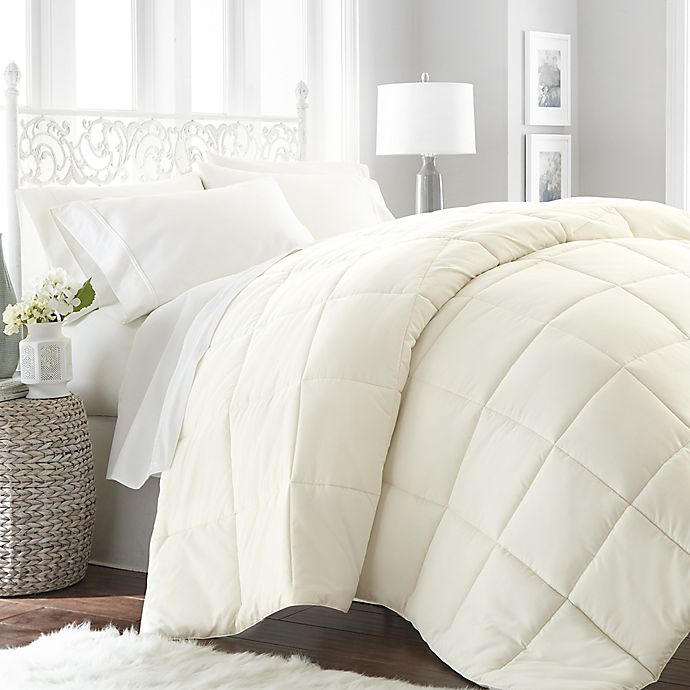 Home Collection All Seasons Down Alternative Comforter Bed Bath Beyond
