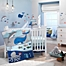 Part of the Lambs & Ivy® Ocean Blue Crib Bedding Collection