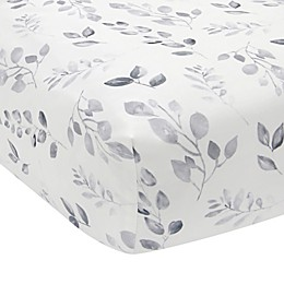 Lambs & Ivy® Painted Forest Fitted Sheet