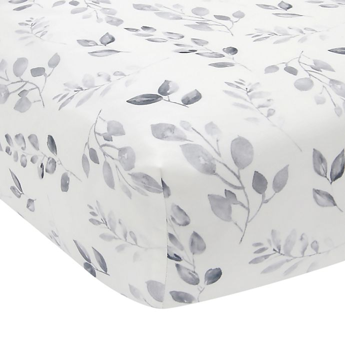 Alternate image 1 for Lambs & Ivy® Painted Forest Fitted Sheet