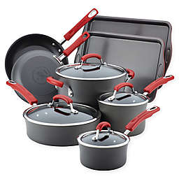 Rachael Ray™ Hard Anodized Nonstick Cookware Collection