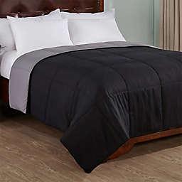 Peace Nest Reversible Down Alternative Comforter