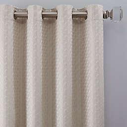 Glam Grommet Window Curtain Panel (Single)