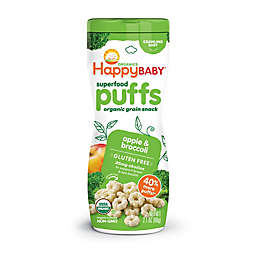 Happy Baby™ Happy Puffs™ Organic 2.1 oz. Puffs in Apple
