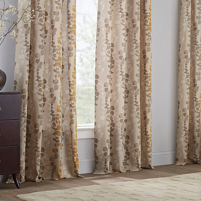 Alternate image 1 for Honesty Window Curtain Panels