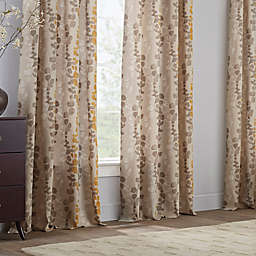 Honesty Window Curtain Panels