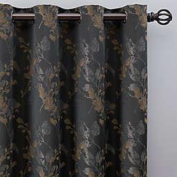 Jenna Grommet Window Curtain Panel (Single)