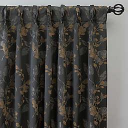 Jenna Pinch Pleat Window Curtain Panel (Single)