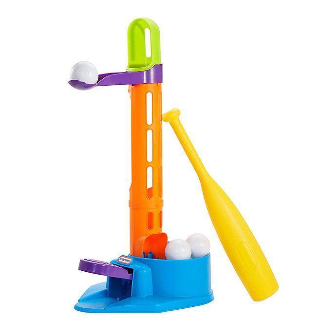 Alternate image 1 for Little Tikes™ Triple Play Spash T-Ball Set