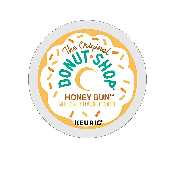 Alternate image 1 for The Original Donut Shop® Coffee Honey Bun™ 18-Count K-Cup®