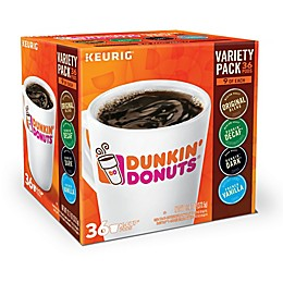 Dunkin' Donuts® Variety Pack Keurig® K-Cup® Pods 36-Count