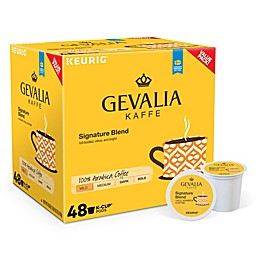 Gevalia® Signature Blend Coffee Keurig® K-Cup® Pods 48-Count